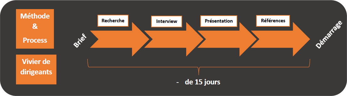 Le recours au manager de transition
